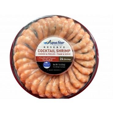 AQUASTAR USA -  Shrimp Ring 454g