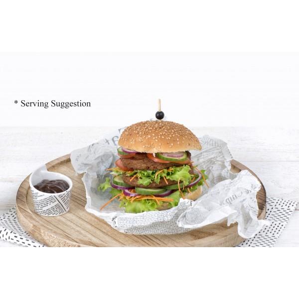 Schouten - Beefless Vegetarian Burger -240g (3 Burgers)