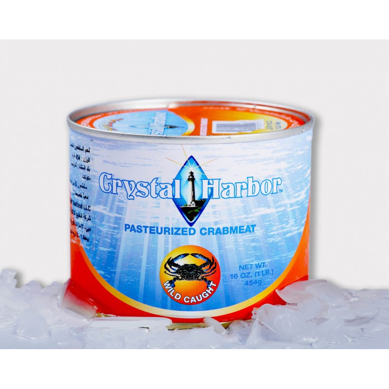 CHILLED CRAB MEAT (LUMP)-454 grams
