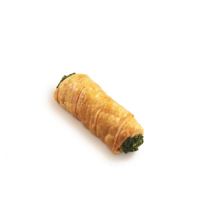 La Lorraine Mini Stick Borek  Spinach-20 Pieces/Packet (35 Grams/Piece)