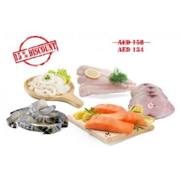 FROZEN Chefs Platter-3 kg/Pack