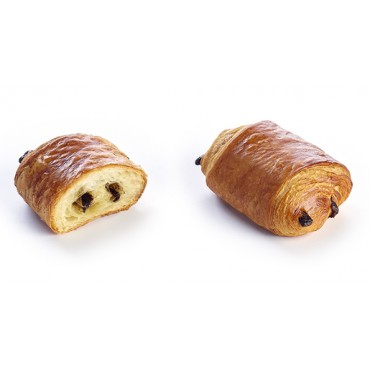 La Lorraine Butter Roll with Chocolate Filling-8 Pieces/Packet(75 Gms/Piece)