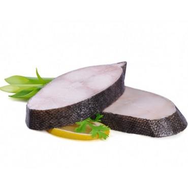 FROZEN BLACK COD STEAKS (SABLE FISH)-500 Gm