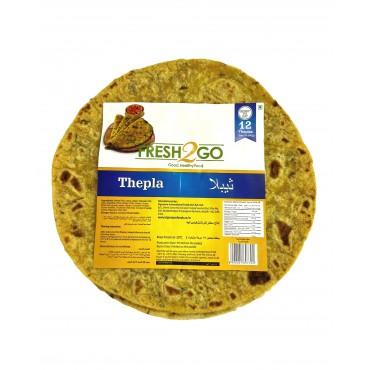 THEPLA (Fenugreek Flat Bread)-12 Pieces/Packet - 45g/Piece