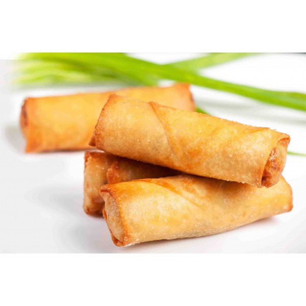 VEG SPRING ROLL-8 Pieces/Packet(30 Gms/Piece)