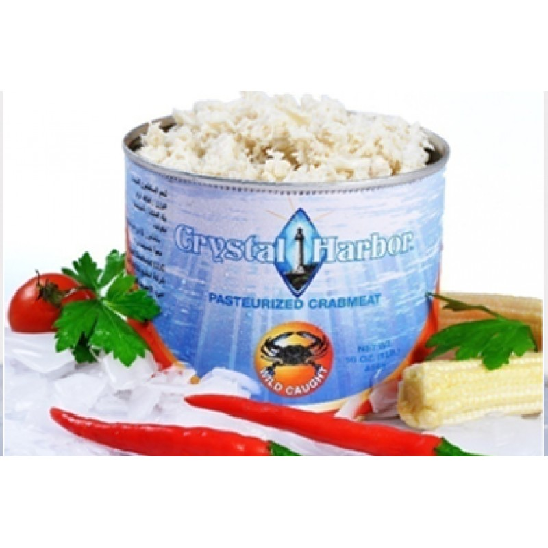 CHILLED CRAB MEAT (SPECIAL)-454 grams